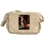 Accolade / St Bernard Messenger Bag
