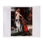 Accolade / St Bernard Throw Blanket