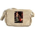 Accolade / G Schnauzer Messenger Bag