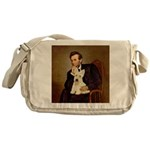 Lincoln / Scottie (w) Messenger Bag