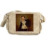 Lincoln / Scottie (w) Messenger Bag
