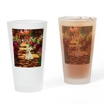 Path / Scottie (w) Drinking Glass
