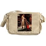 Accolade / 3 Shelties Messenger Bag