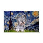 Starry / Skye #3 20x12 Wall Decal