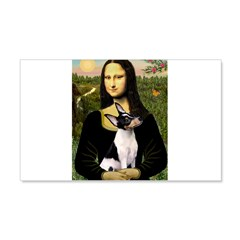 Mona / Toy Fox T 20x12 Wall Decal