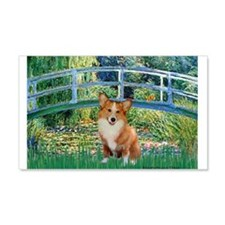 Bridge / Welsh Corgi (p) Wall Decal