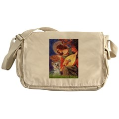 Angel 3 - Yorkshire Terrier Messenger Bag