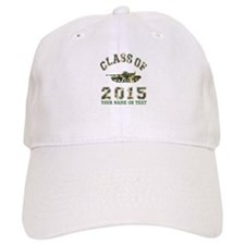 Class Of 2015 Military School Baseball Cap