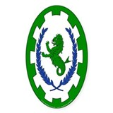 Greenlion Bay Decal