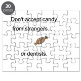 Don't Accept Candy Puzzle