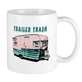 Trailer Trash Small Mug