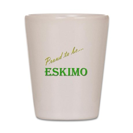 Eskimo Shot Glass