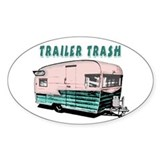 Trailer Trash Decal
