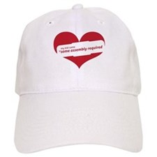 Red Heart Baseball Cap