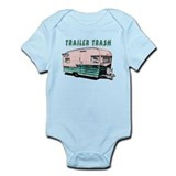 Trailer Trash Onesie