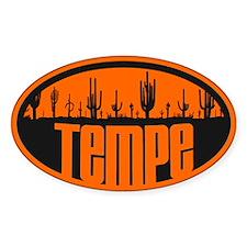 Tempe AZ Flag Decal