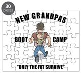 New Grandpa Boot Camp Puzzle