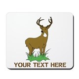 BIG BUCK Mousepad