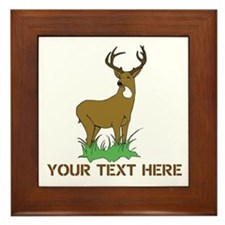 BIG BUCK Framed Tile