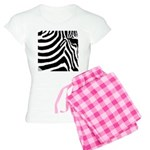 zebra print Women's Light Pajamas