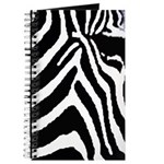 zebra print Journal