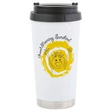 Good Morning Sunshine! Ceramic Travel Mug