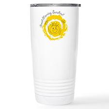 Good Morning Sunshine! Thermos Mug