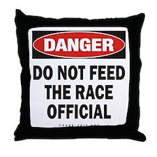 Official Throw Pillow