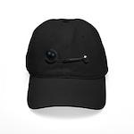 Ball Chain Gavel Black Cap