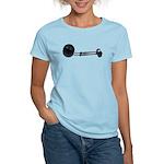 Ball Chain Gavel Women's Light T-Shirt