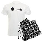 Ball Chain Gavel Men's Light Pajamas