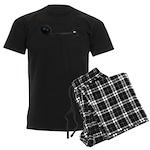 Ball Chain Gavel Men's Dark Pajamas