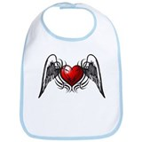 Tribal Wings Bib
