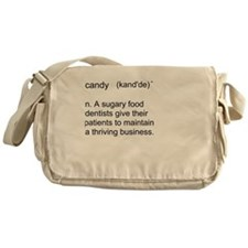 Candy Definition Messenger Bag