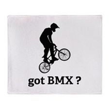Got BMX? Throw Blanket