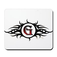 Tribal G Mousepad