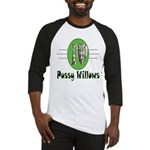 Pussy Willows Baseball Jersey