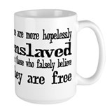Hopelessly Enslaved  Tasse