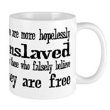 Hopelessly Enslaved Small Mug