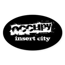 Occupy Your City Decal