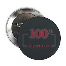 """100% 2.25"""" Button"""