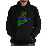 Mainiac Hoodie