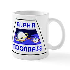 Moonbase Alpha Patch Mugs