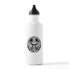USN Information Systems Techn Water Bottle