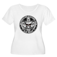 USN Information Systems Techn T-Shirt