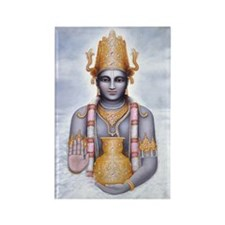 Dhanvantari Rectangle Magnet