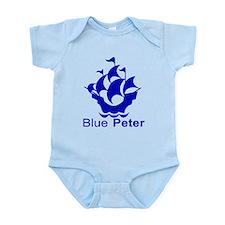 Blue Peter Infant Bodysuit