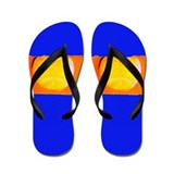 Tennis Blue Designer Sandals Shoes Zori Flip Flops