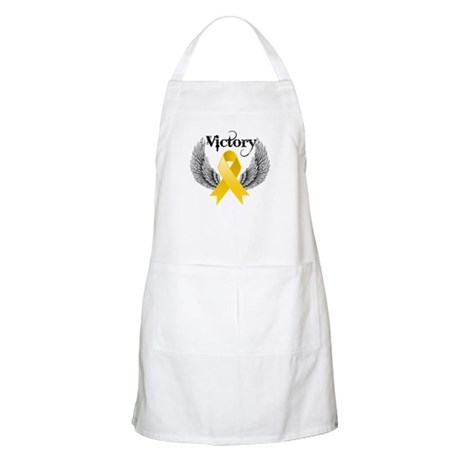 Victory Childhood Cancer Apron