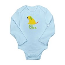 Eliza Loves Puppies Onesie Romper Suit
